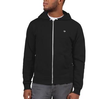 unisex-zip-up-hoodie-black-front-6065e00