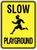 Slow playground
