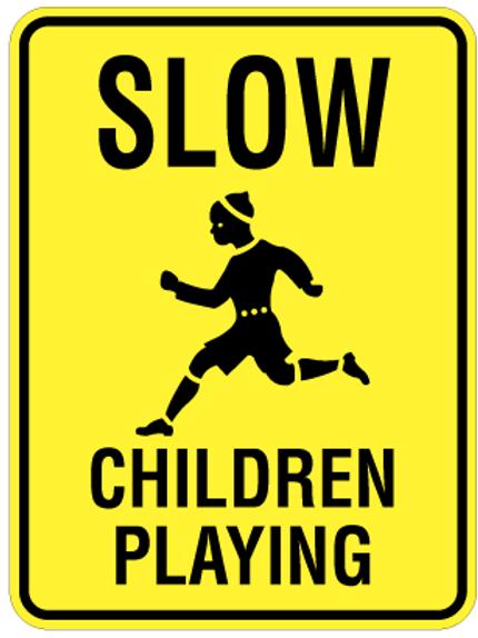 Slow Children playing