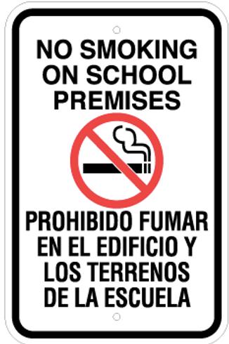 Prohibito Fumar