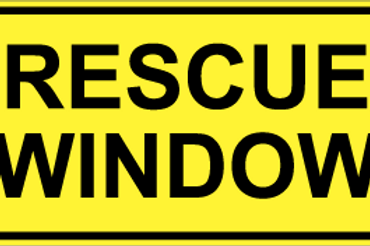 Rescue window