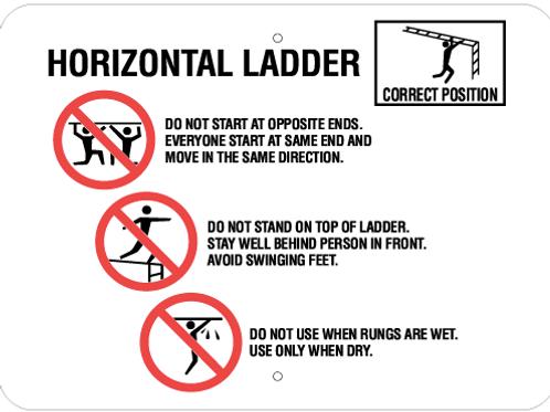 Horrizontal Ladder
