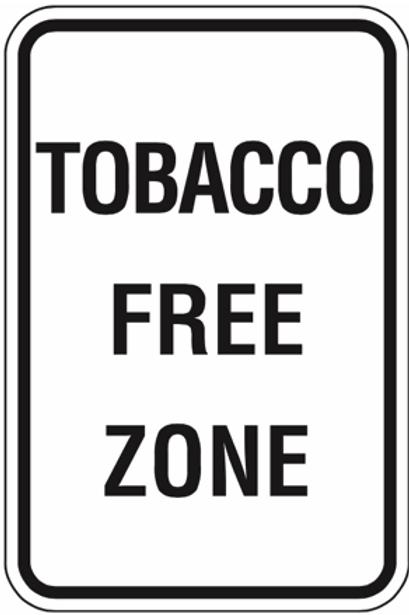 Tobacco Free Zone