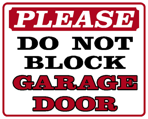 do not use this door sign