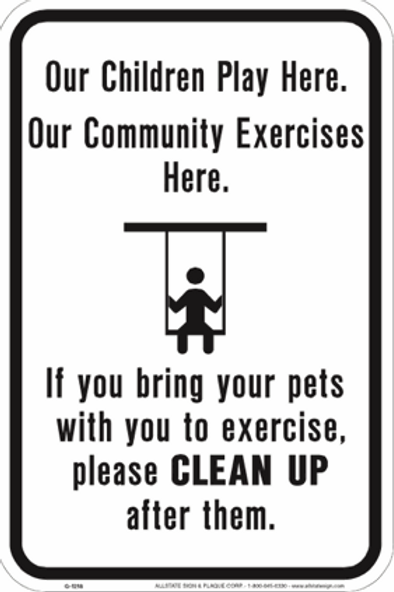 Our community Exercises Here