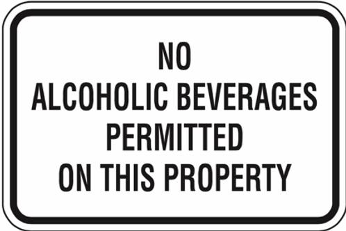 No alcoholic beverage