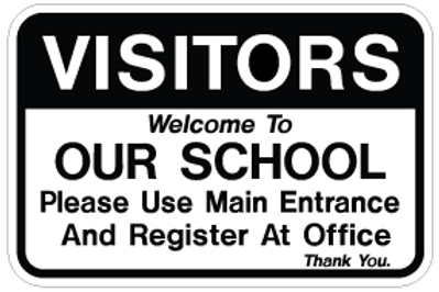 Visitors, welcome to our school