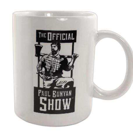 11 oz Ceramic White Coffee Mug