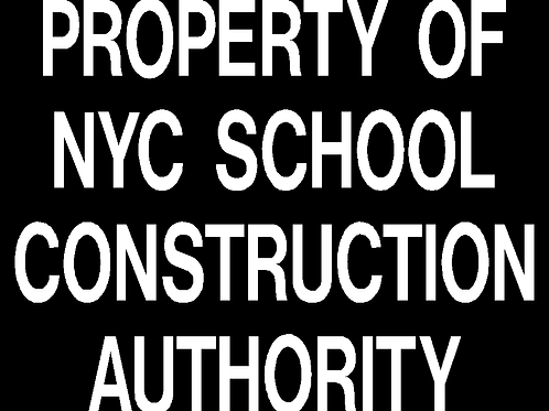 Property of NYC Construction Authority