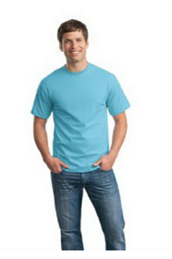 Hanes - Tagless 100% Cotton T-Shirt.