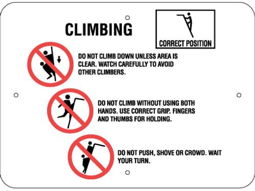 Correct Position - Clumbing