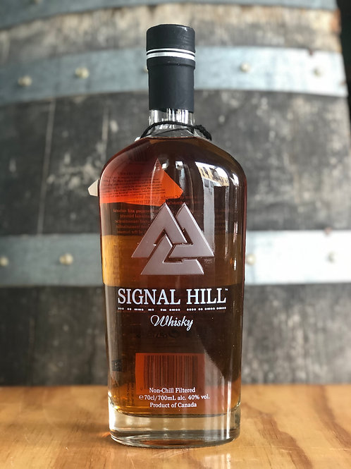 Signal Hill - Canadian Whisky, 700ml