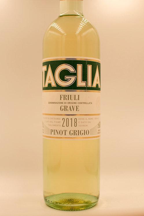 Taglia Pinot Grigio 2018 750mL