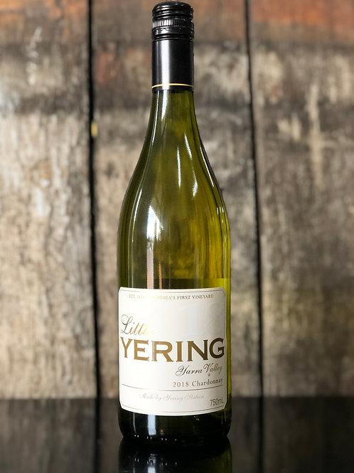 Yering Station Chardonnay,Yarra Valley 2018 750mL