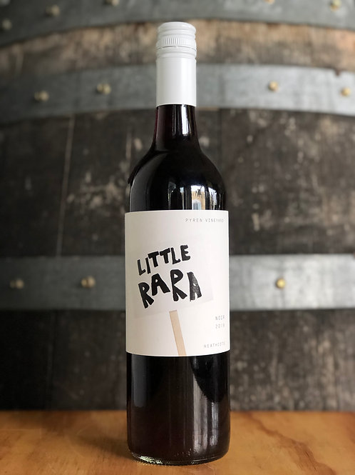 Little Ra Ra Noir, 2018 by Pyren, 750mL