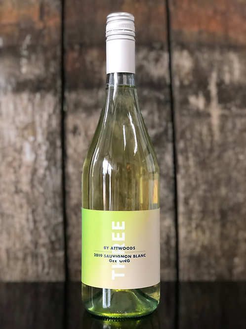 Three By Atwoods Sauvignon Blanc, 2019 750mL