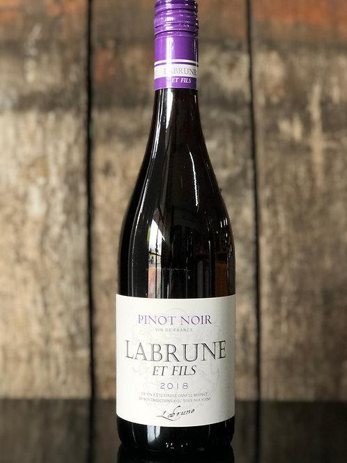 Labrune Et Fils Pinot Noir, 2018 750mL