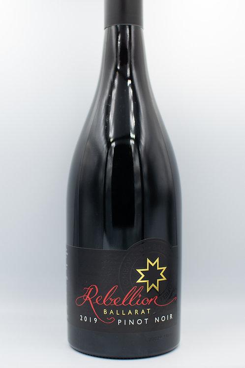 Rebellion Pinot Noir Ballarat 2019 750mL