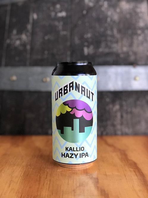Urbanaut - Kallio Hazy IPA, 440mL