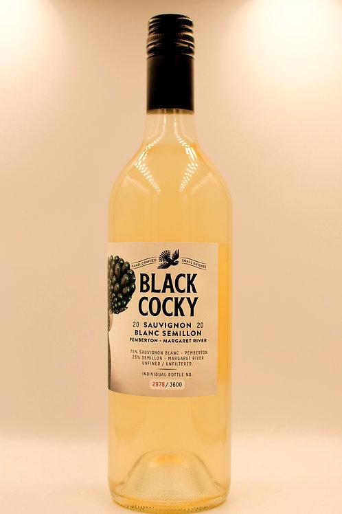 Black Cocky Sauvignon Blanc Semillon 2020 750mL