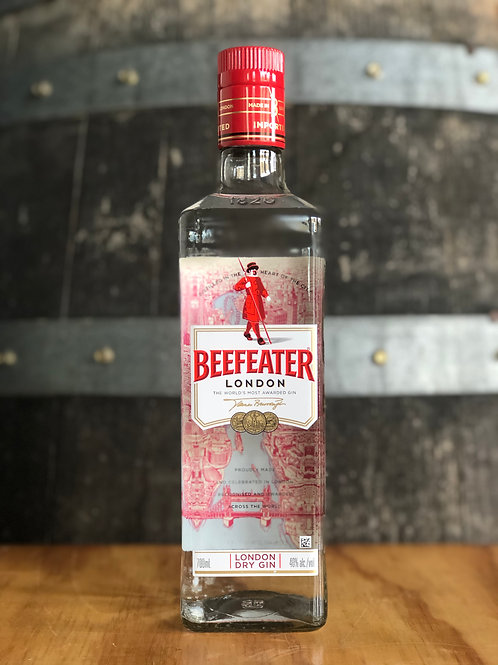 Beefeater London Dry Gin, 700mL
