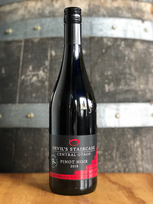 Devil's Staircase Pinot Noir 2018, Central Otago NZ, 750mL
