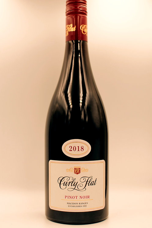 Curly Flat Pinot Noir 2018 750mL