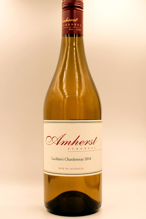 Amherst Lachlan's Chardonnay 2018 750mL