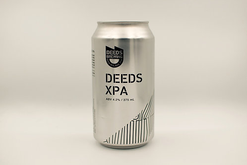 Deeds XPA Cans 375mL