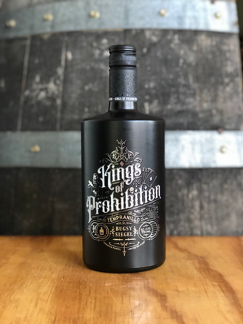 Kings Of Prohibition Tempranillo, Hilltops 750mL