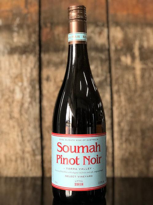 Soumah Pinot Noir Yarra Valley 2018 750mL