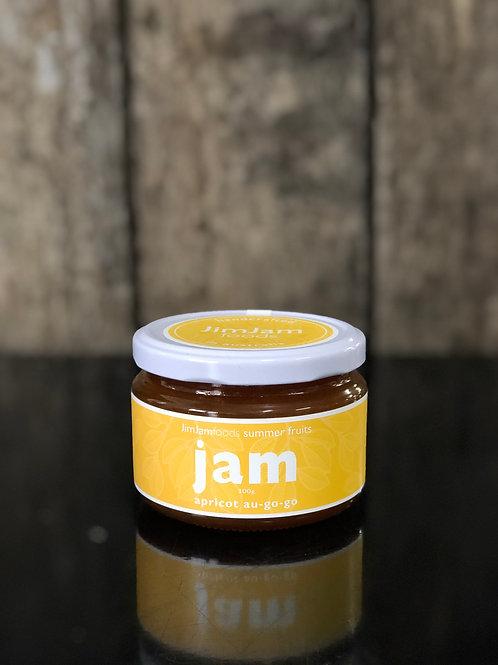 Jim Jam Summer Fruits Apricot au-go-go 300g