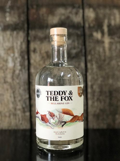 Teddy & The Fox Bellarine Gin 700mL