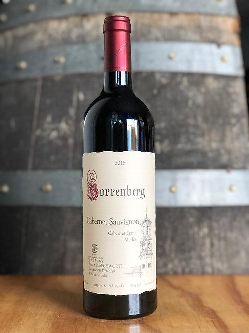 Sorrenberg - Cabernet Sauvignon / Cabernet Franc / Merlot 2018, 750mL