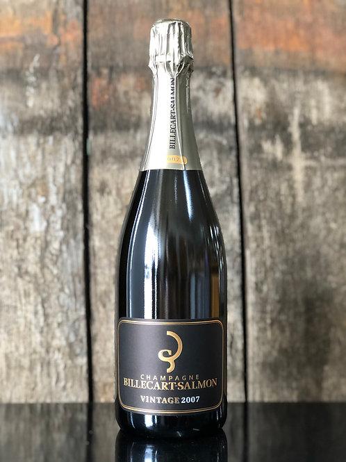 Billecart-Salmon Champagne, Extra Brut, Vintage 2007 750mL