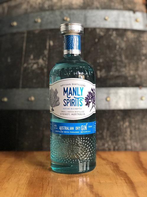 Manly Spirits, Australian Dry Gin, 700mL