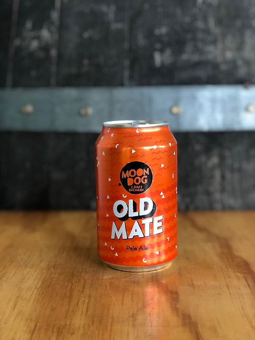 Moon Dog - Old Mate, Pale Ale Cans, 330mL
