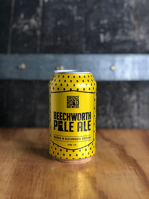Bridge Road Brewers -  Beechworth Pale Ale Cans, 330mL
