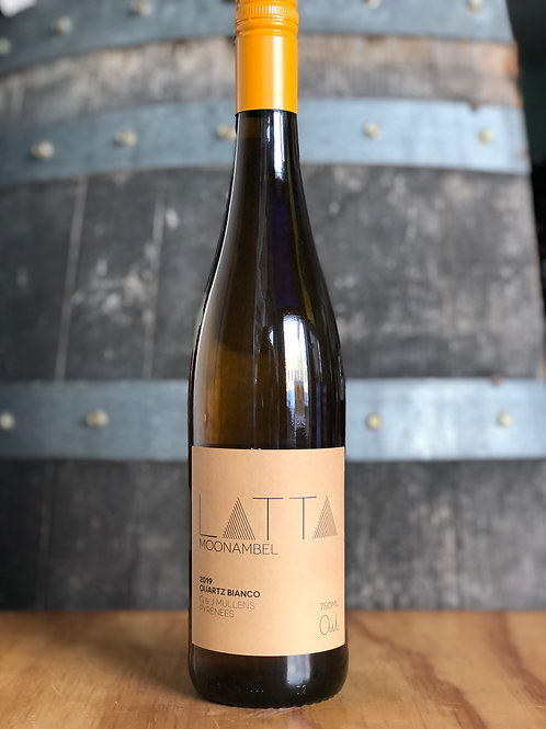 Latta - Moonambel Quartz Bianco, Pyrenees 2019, 750mL