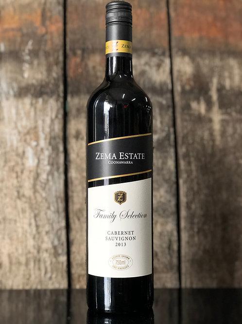 Zema Estate Family Selection Cabernet Sauvignon, Coonawarra 2013 750mL