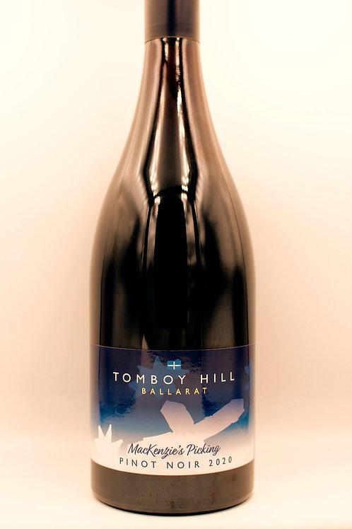 Tomboy Hill Mackenzie's Picking Pinot Noir 2020 750mL