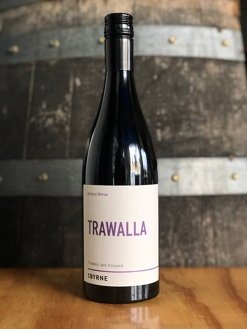 Byrne Trawalla Shiraz, 2017, 750mL
