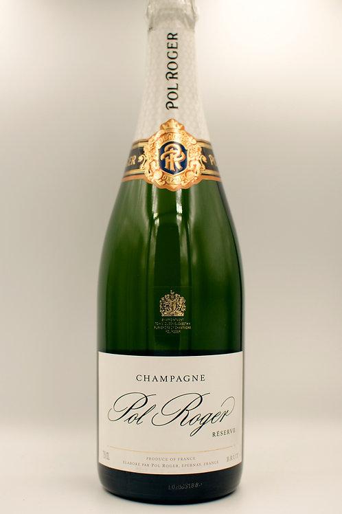 Pol Roger Brut Champagne NV 750mL