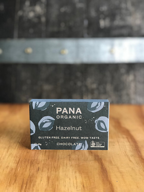 Pana Organic  - Hazelnut Chocolate, 45g