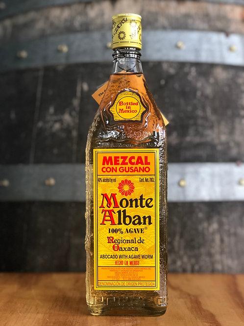 Monte Alban Mezcal, 700mL