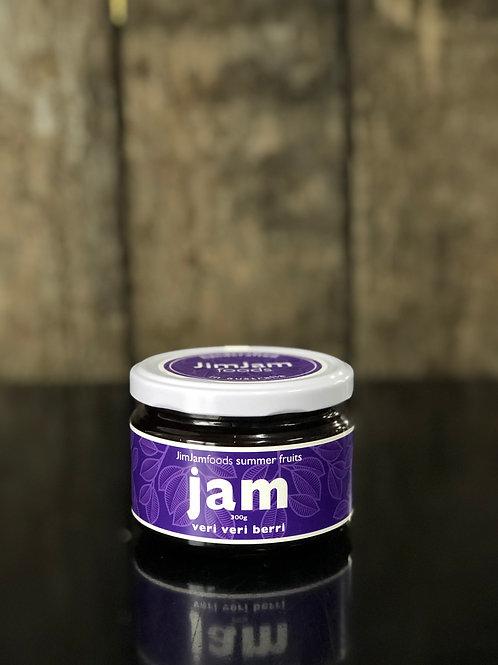 Jim Jam Summer Fruits Veri Veri Berri 300g