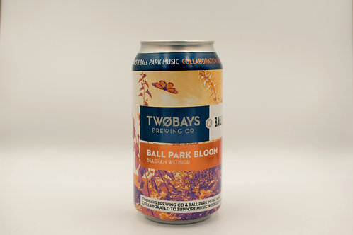 Two Bays Ball Park Bloom Cans 375mL