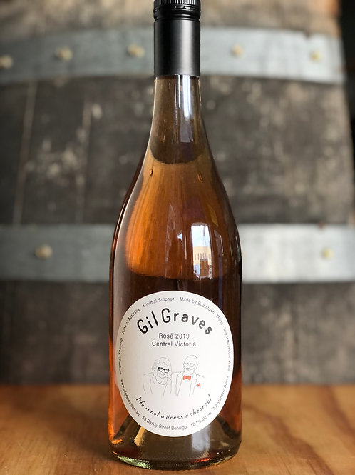 GilGraves - Central Victoria Rose 2019, 750mL