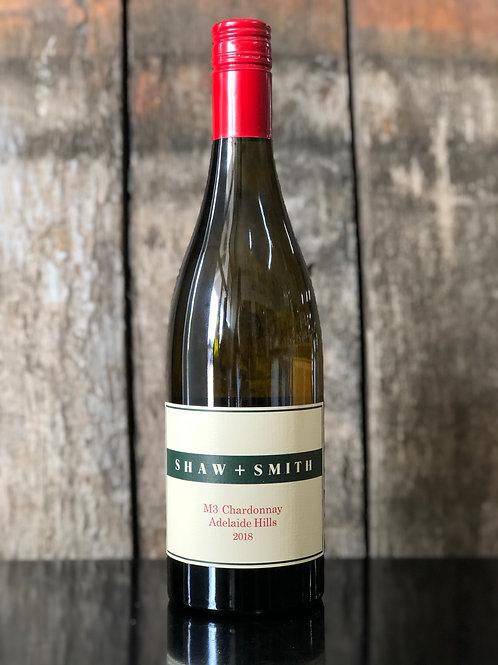 Shaw + Smith M3 Chardonnay, 2018 750mL