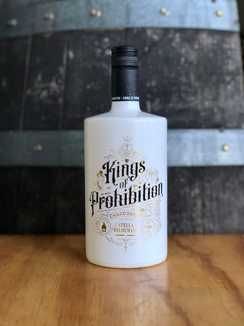 Kings Of Prohibition Chardonnay, 750mL